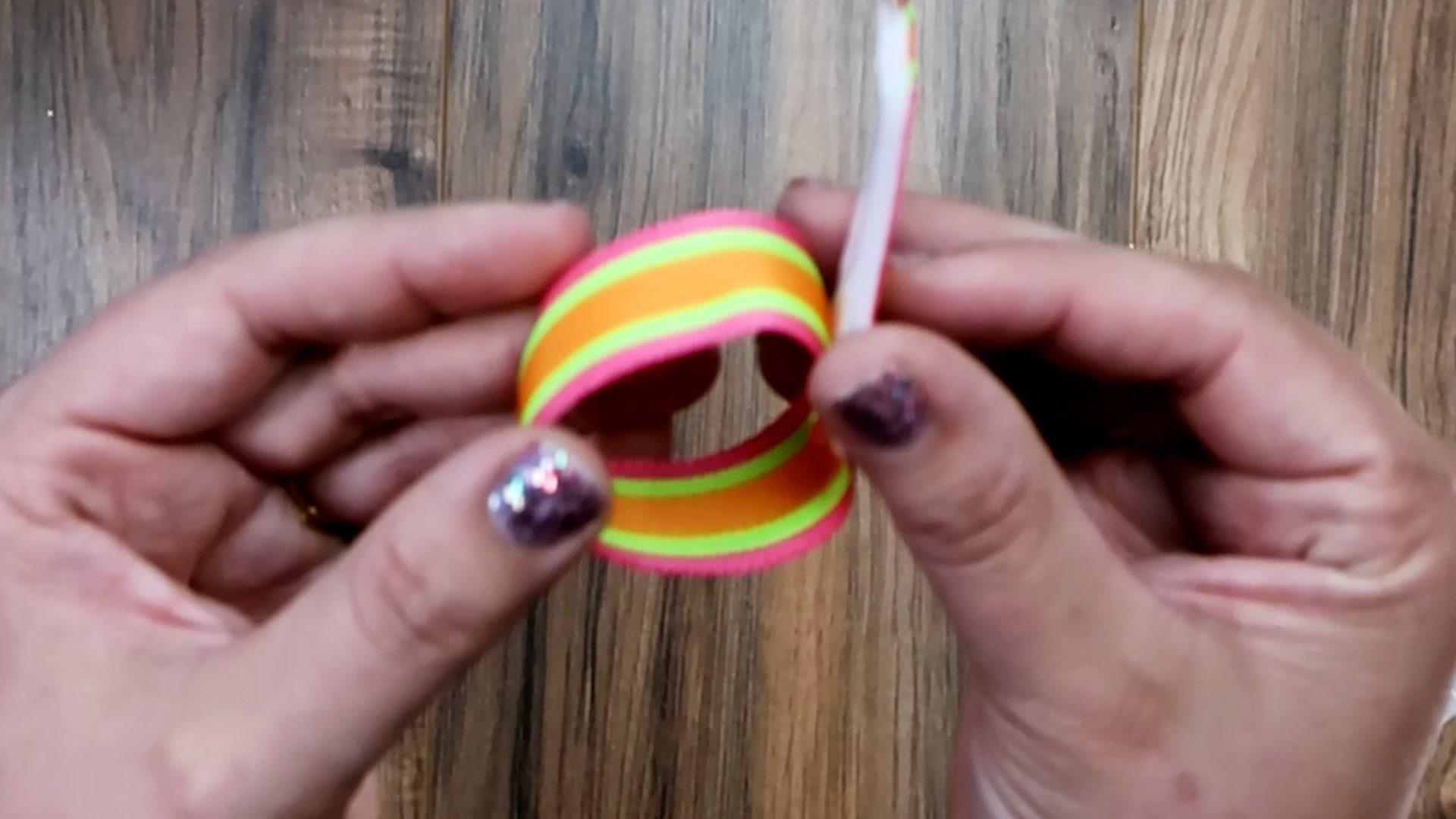 How to Make Sleeve Scrunchies step 4