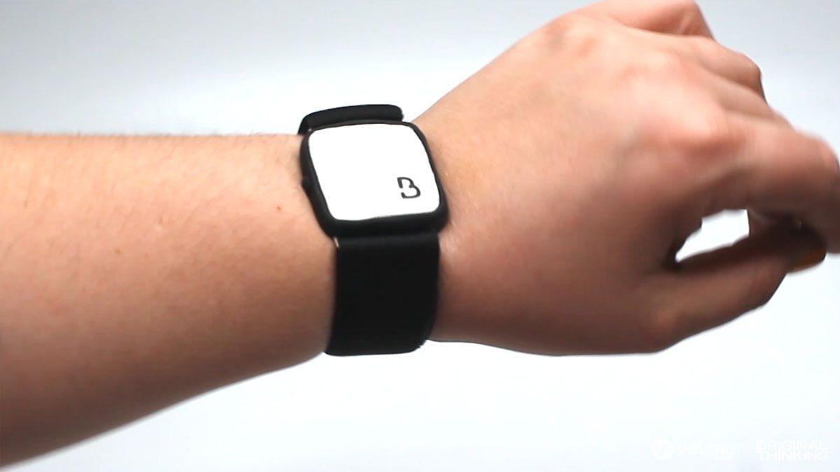 BORA Band wearable medical device