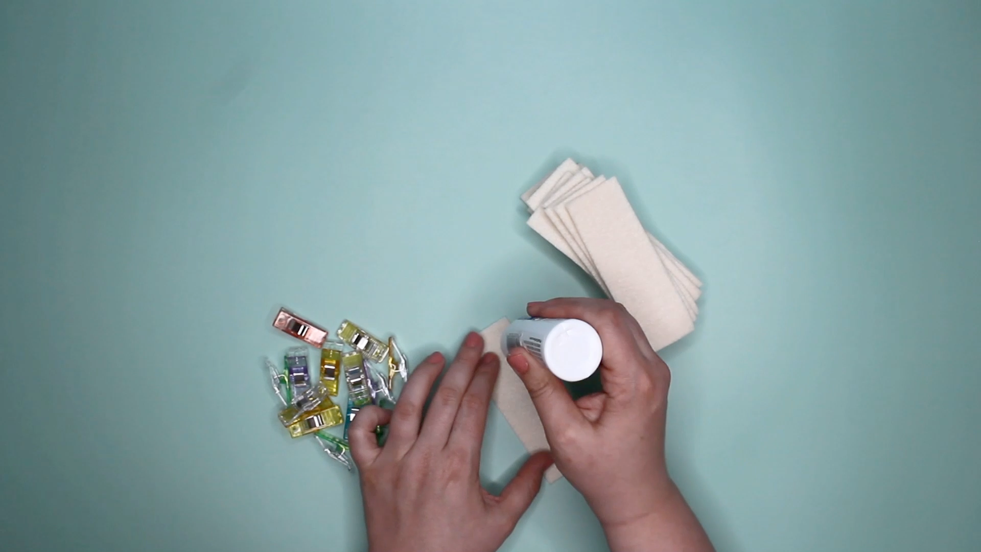 DIY Felt Play Food: step 9b