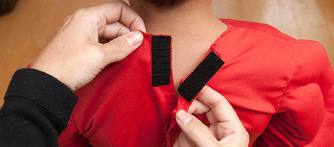 How to Attach VELCRO® Brand Fasteners to Fabric Without Sewing