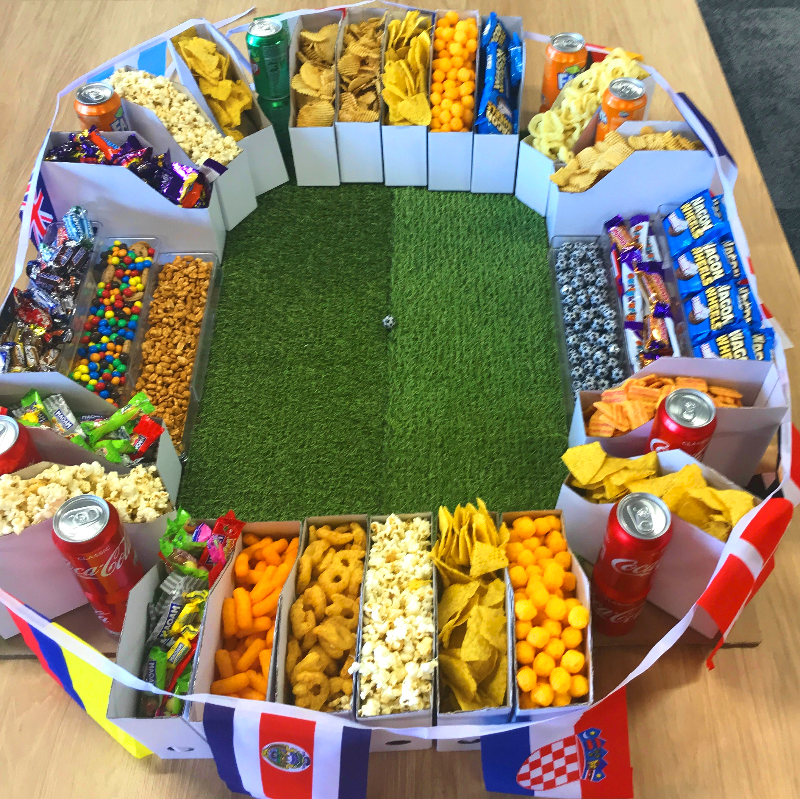 Snack Stadium Tutorial