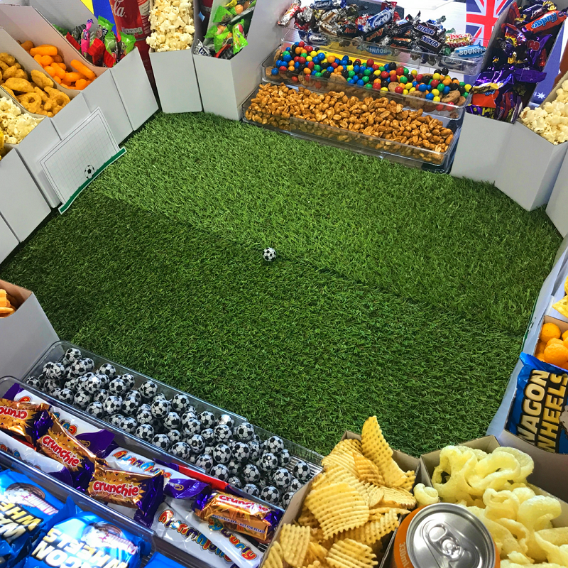 World Cup Snack Stadium