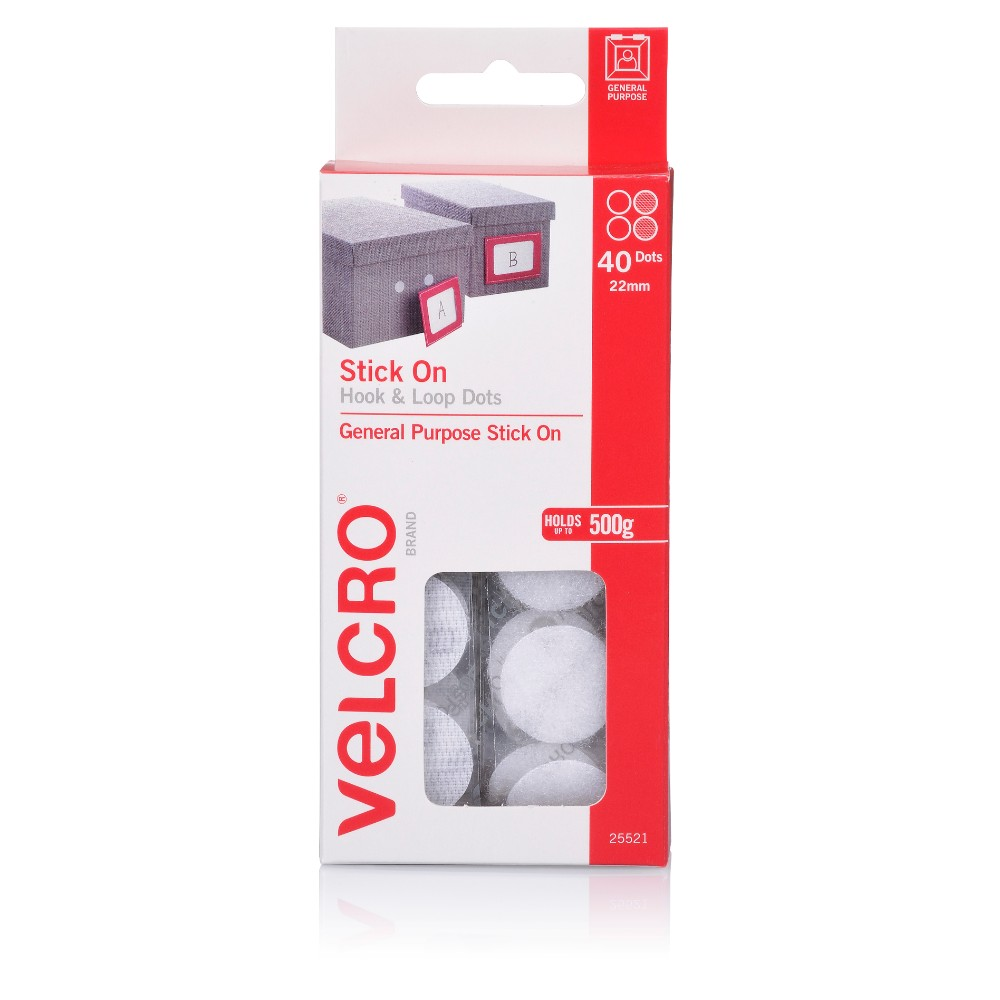 VELCRO® BRAND HOOK & LOOP DOT FASTENERS