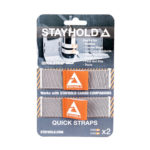 SET OF STAYHOLD™ QUICK STRAPS