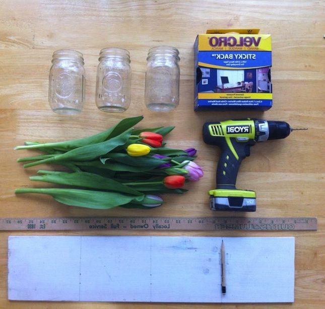 Materials_Flower_DIY_VELCRO®_Mason_Jar