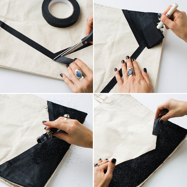 Halloween_Materials_DIY_Tote_Bag