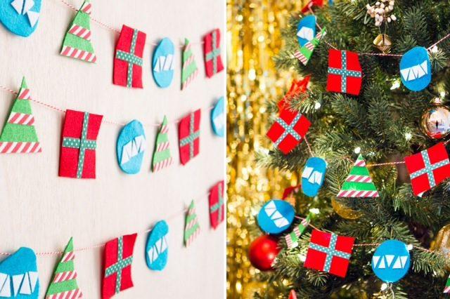 Holiday-Garland-DIY-VELCRO-Brand