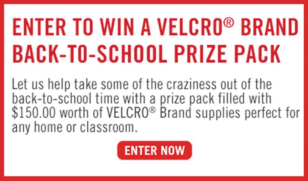 VELCRO Brand Classroom Makeover