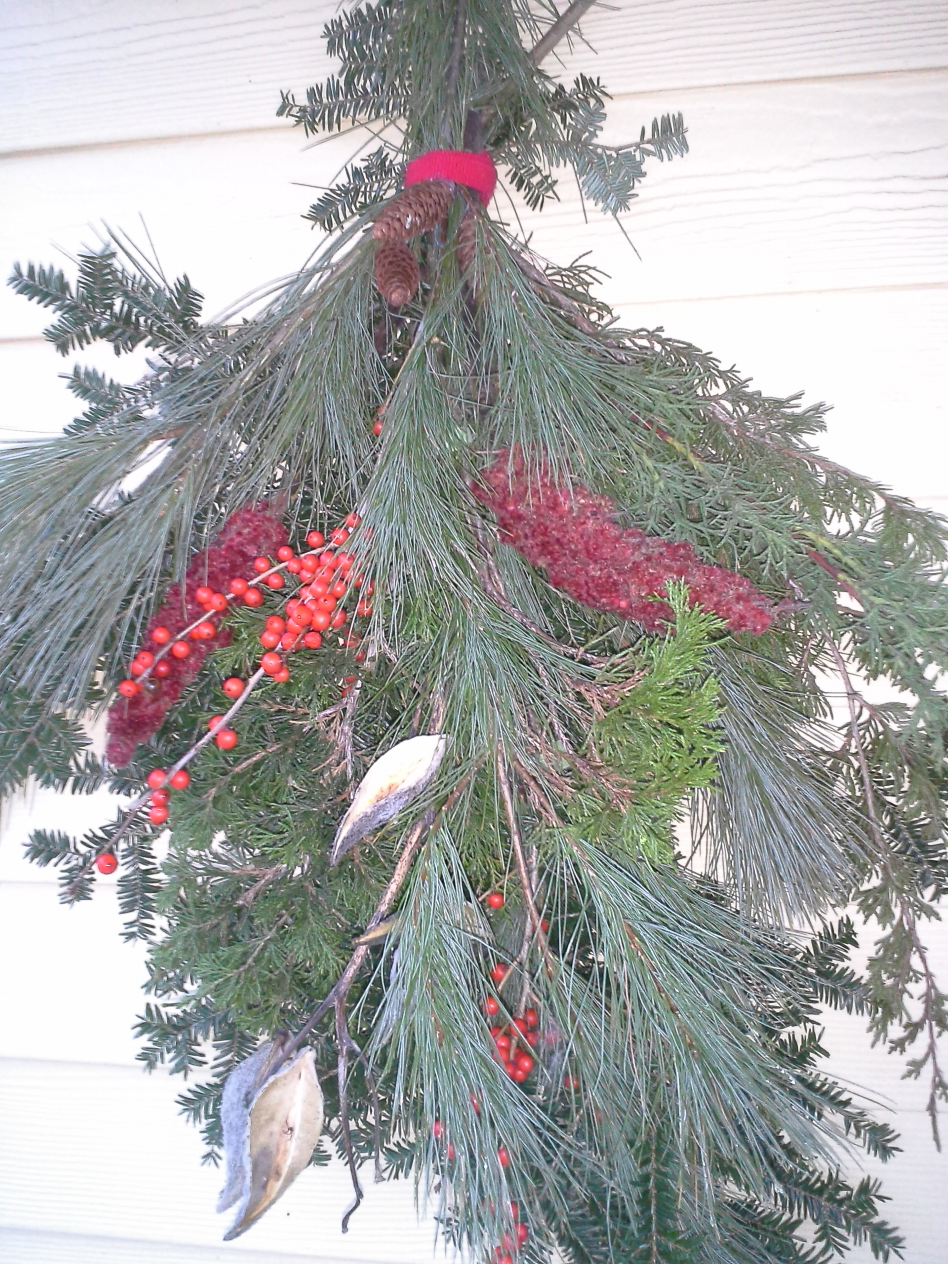 Create Your Own Holiday Bough