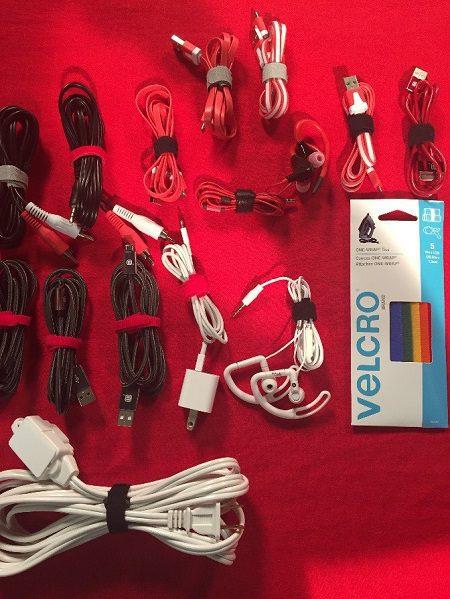 VELCRO Brand ONE-WRAP Ties