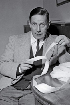 An Idea That Stuck: How George de Mestral Invented the Velcro Fastener