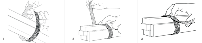 VELCRO® Brand ONE-WRAP Straps
