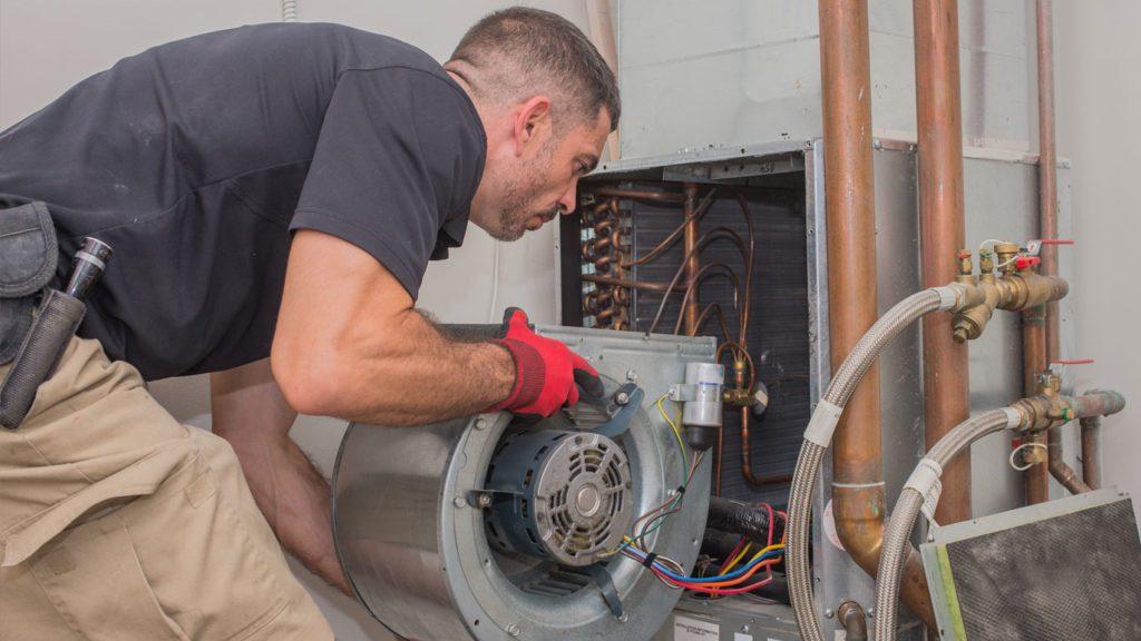 HVAC Cable Management