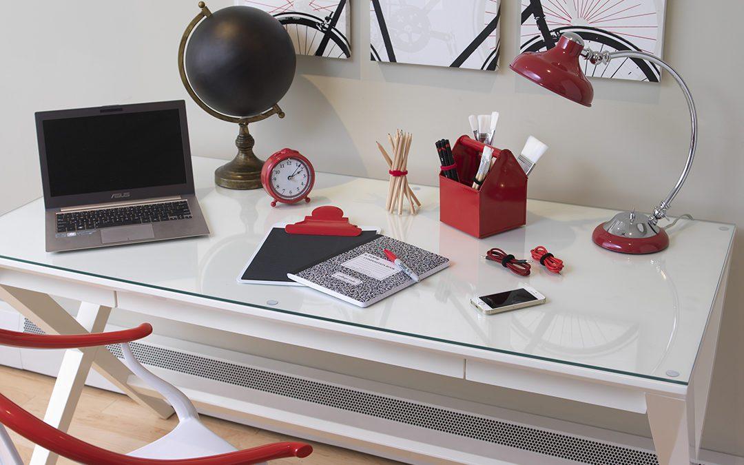 Desk Organization Tips