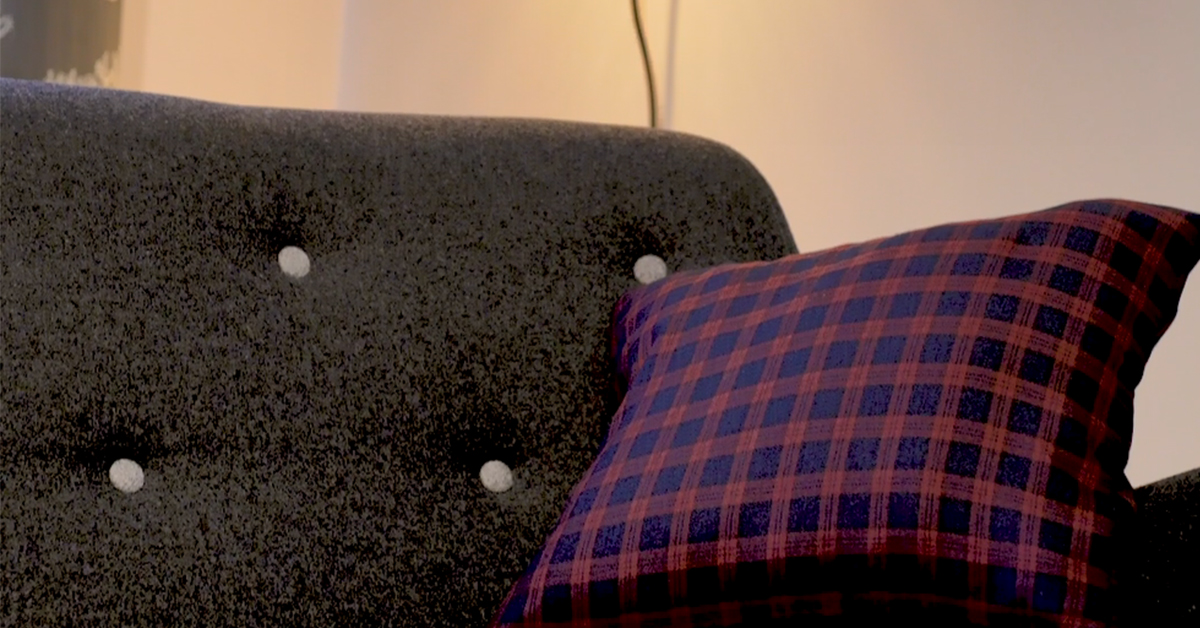 DIY Cushion Cover
