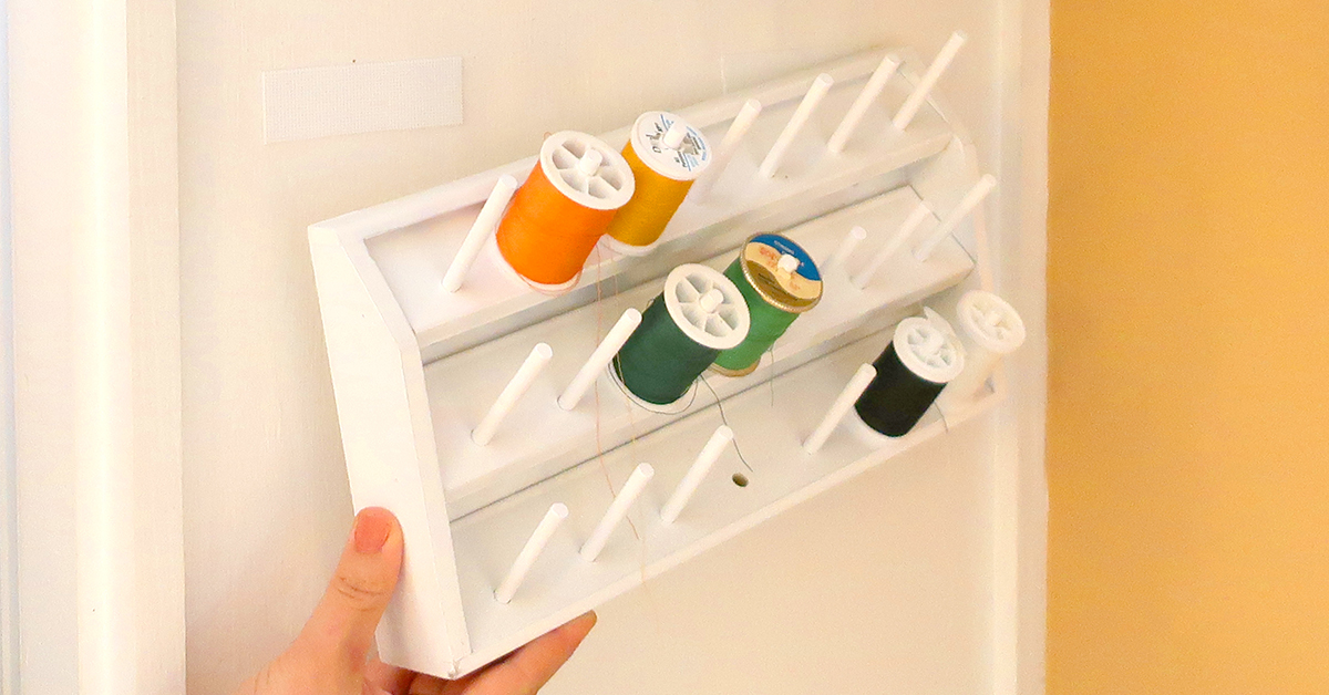 Easy Craft Room Organization Ideas