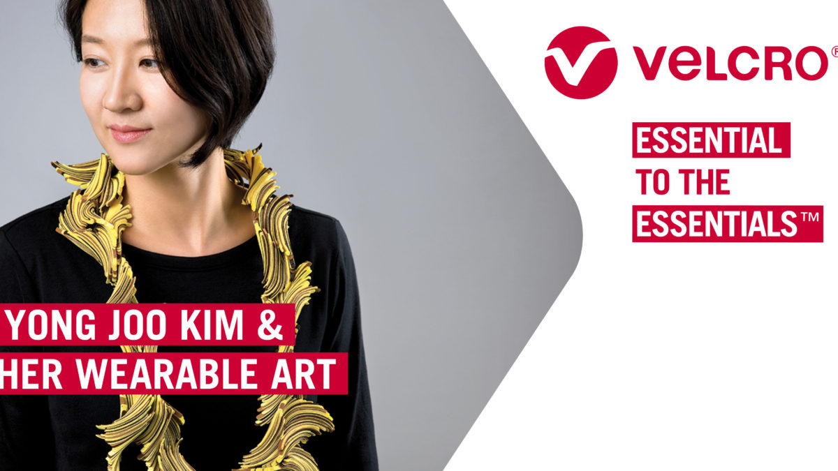 Yong Joo Kim and her Wearable Art