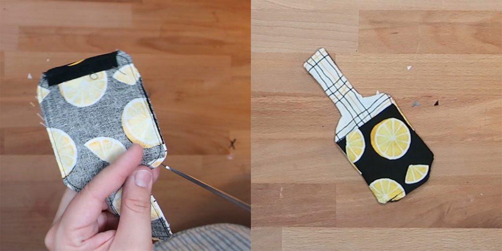 DIY Hand Sanitizer Step 3