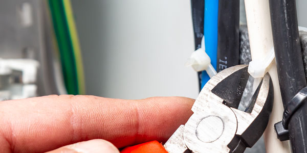 Reduce the cost of damage with hook & loop fasteners