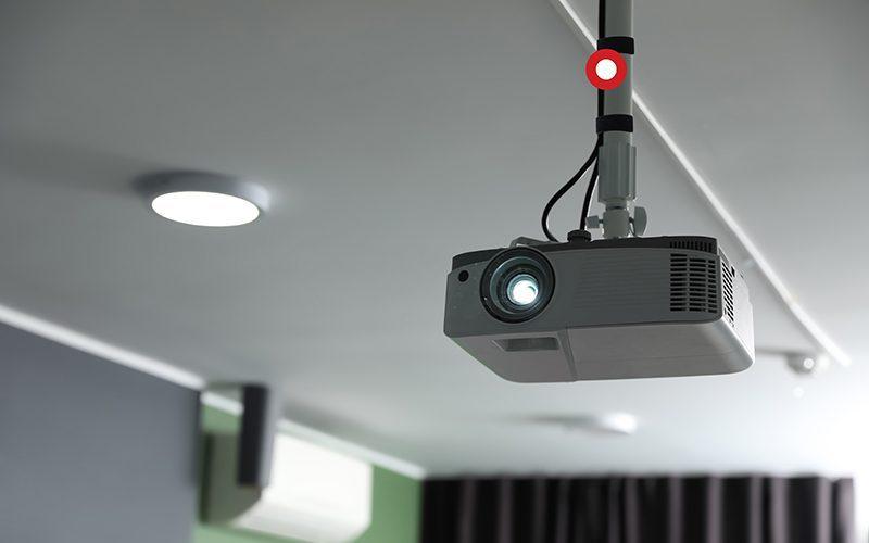Pro AV Classroom Installation