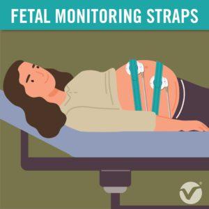 Fetal Monitoring Straps