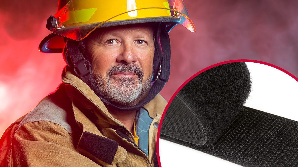 VELCRO® Brand hook and loop fasteners for first responders