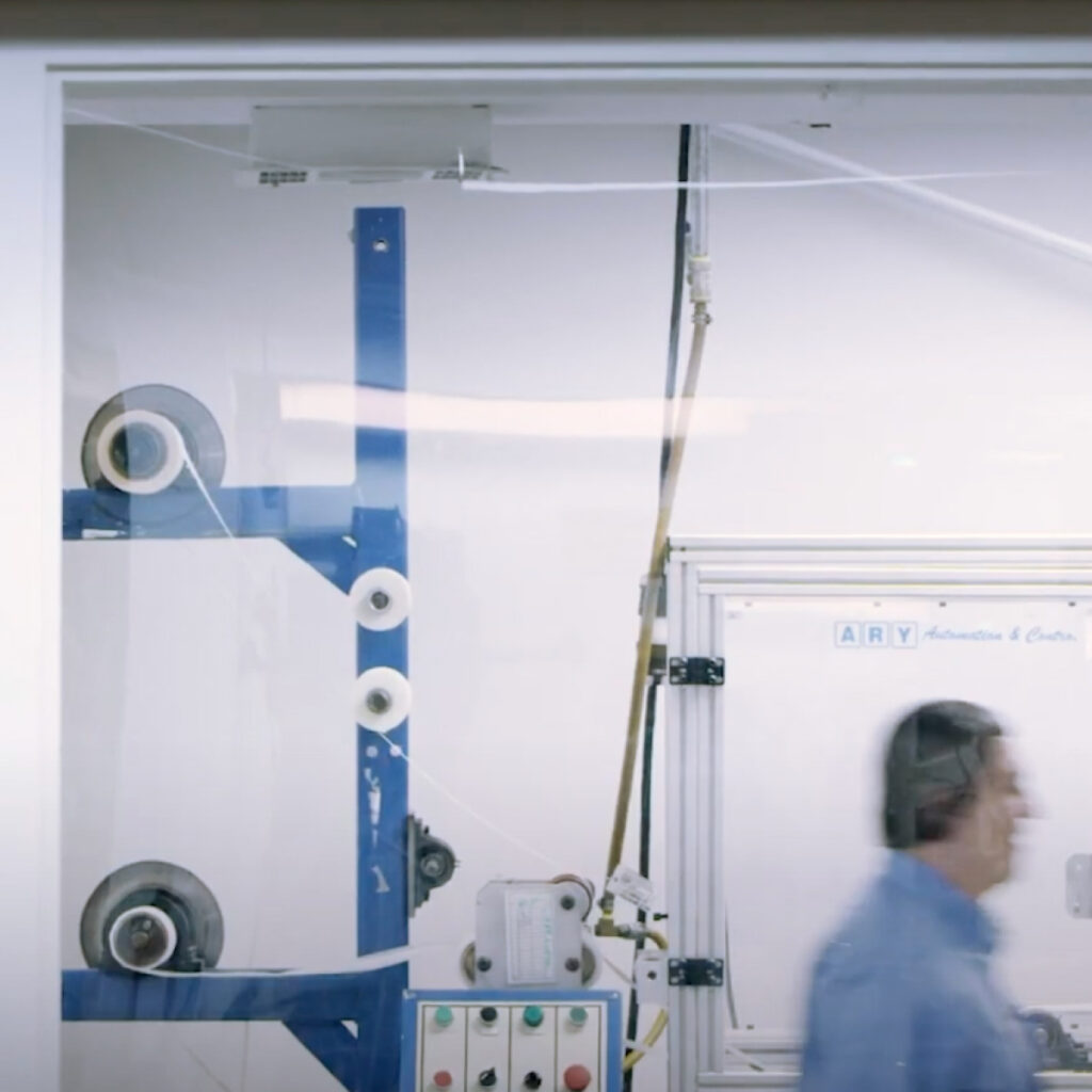 Controlled Manufacturing for medical products