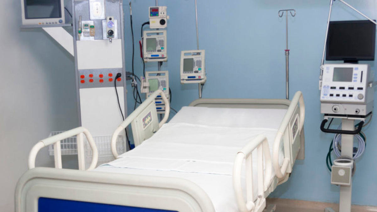 VELCRO® Brand Fasteners for Health Care Installations