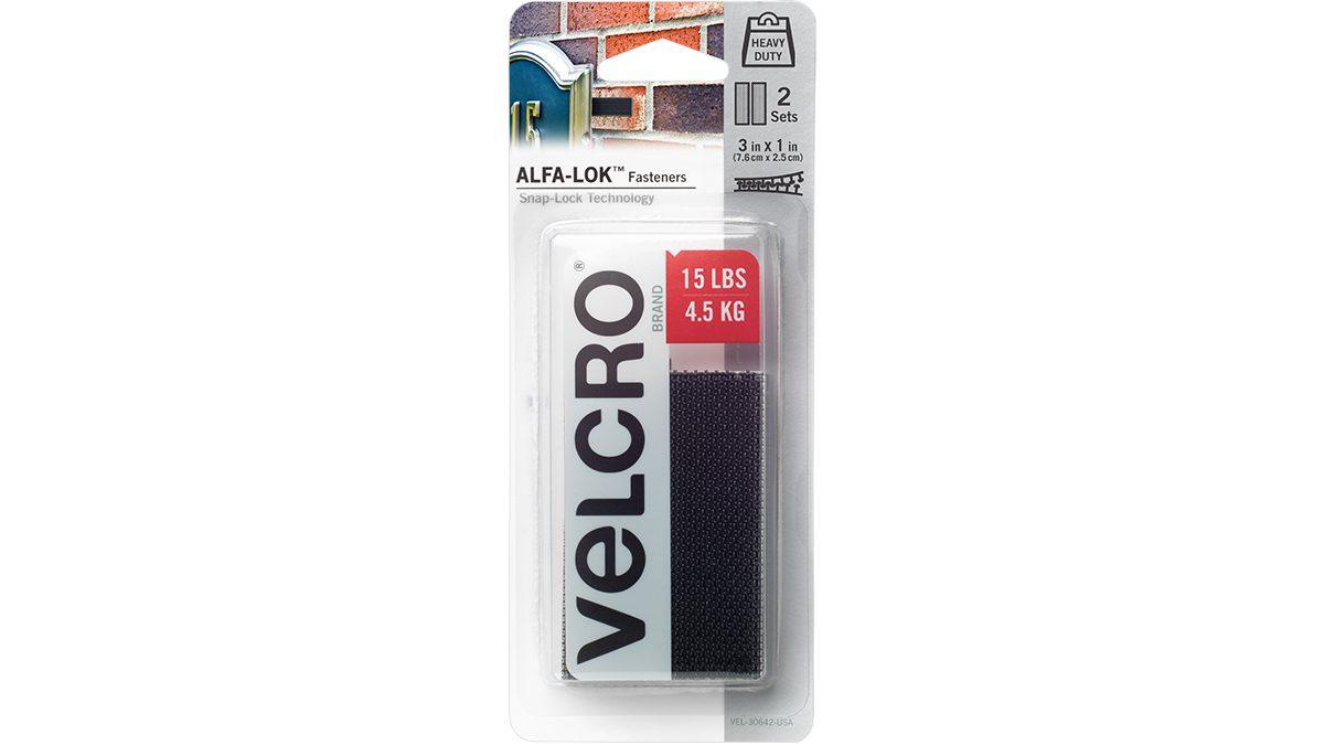 VELCRO® Brand ALFA-LOK® Fasteners