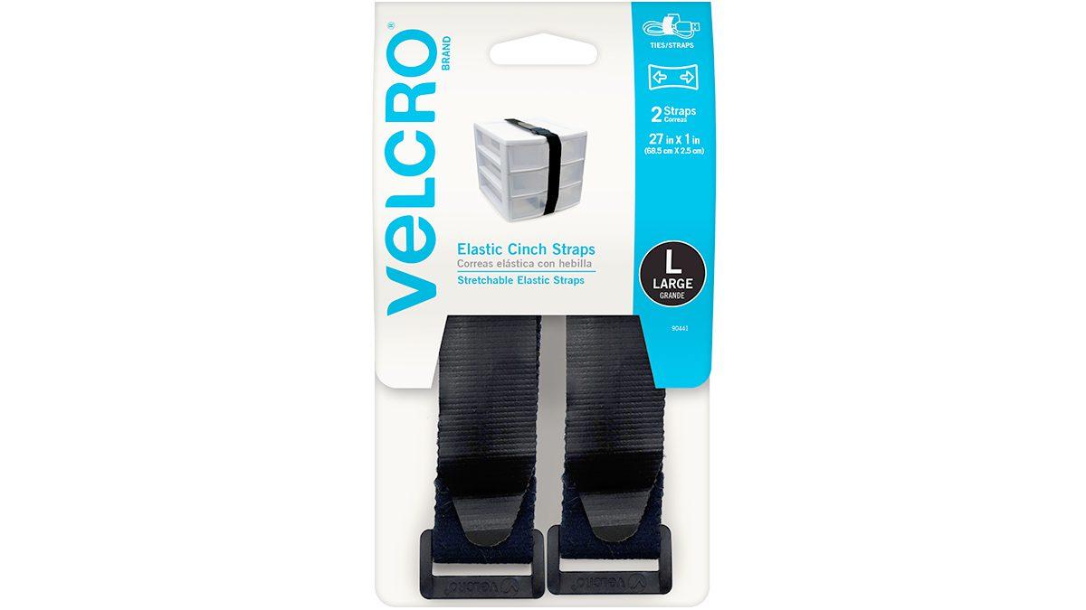 VELCRO® Brand Elastic Cinch Straps