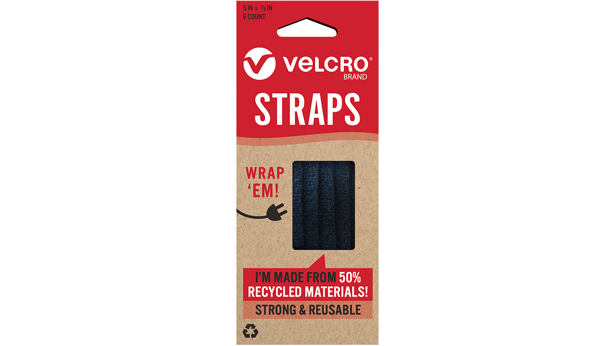 VELCRO® Brand ECO Collection Straps