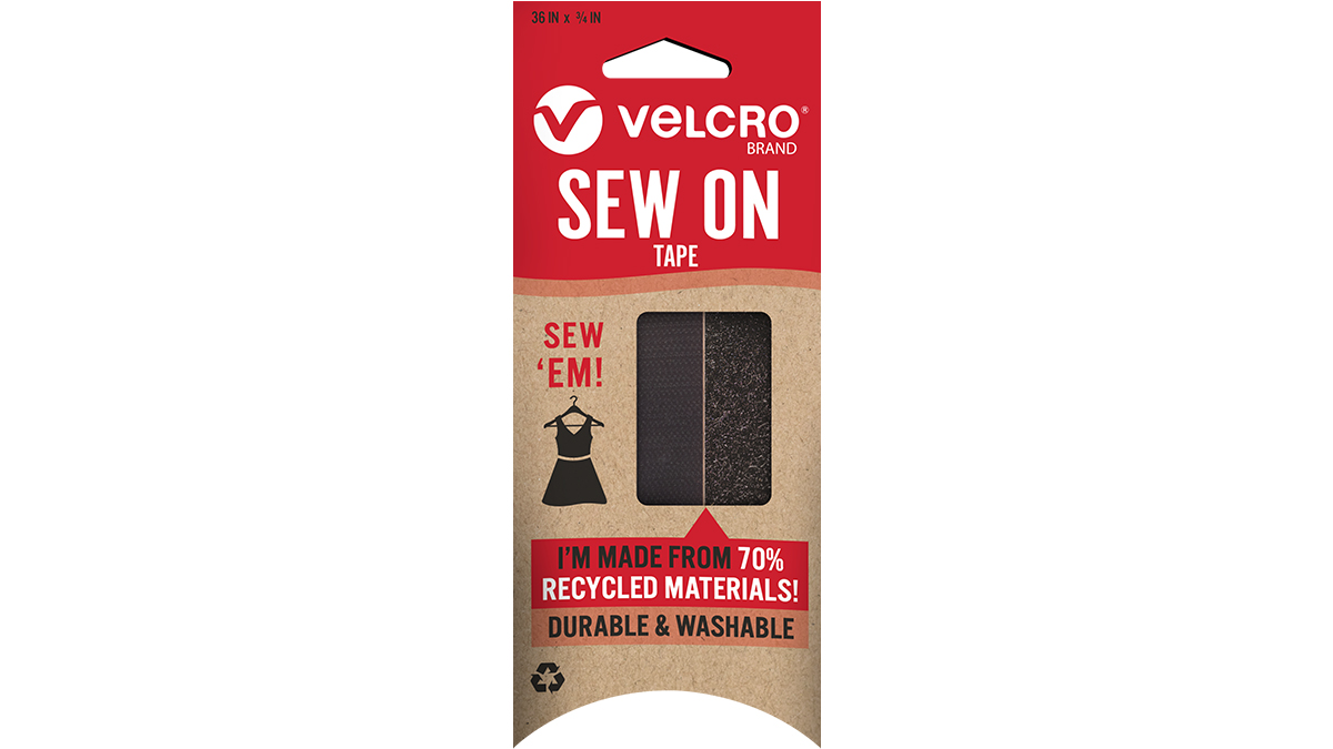 VELCRO® Brand ECO Collections Fasteners for Sewing