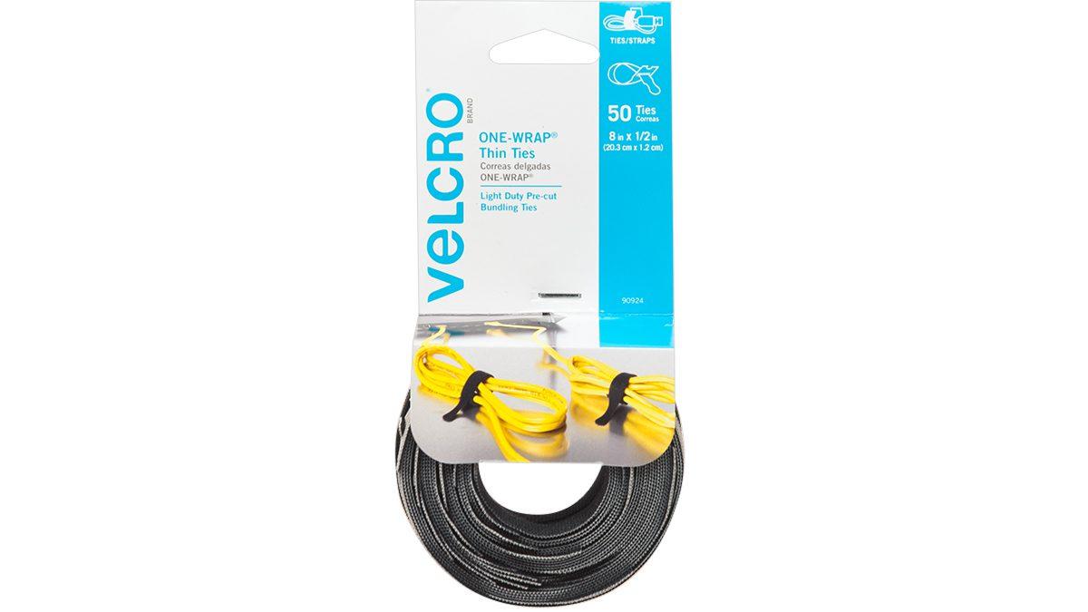 VELCRO® Brand ONE-WRAP® Thin Ties