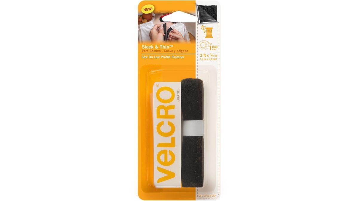VELCRO® Brand Sleek and Thin™ Fastenersfor Sewing