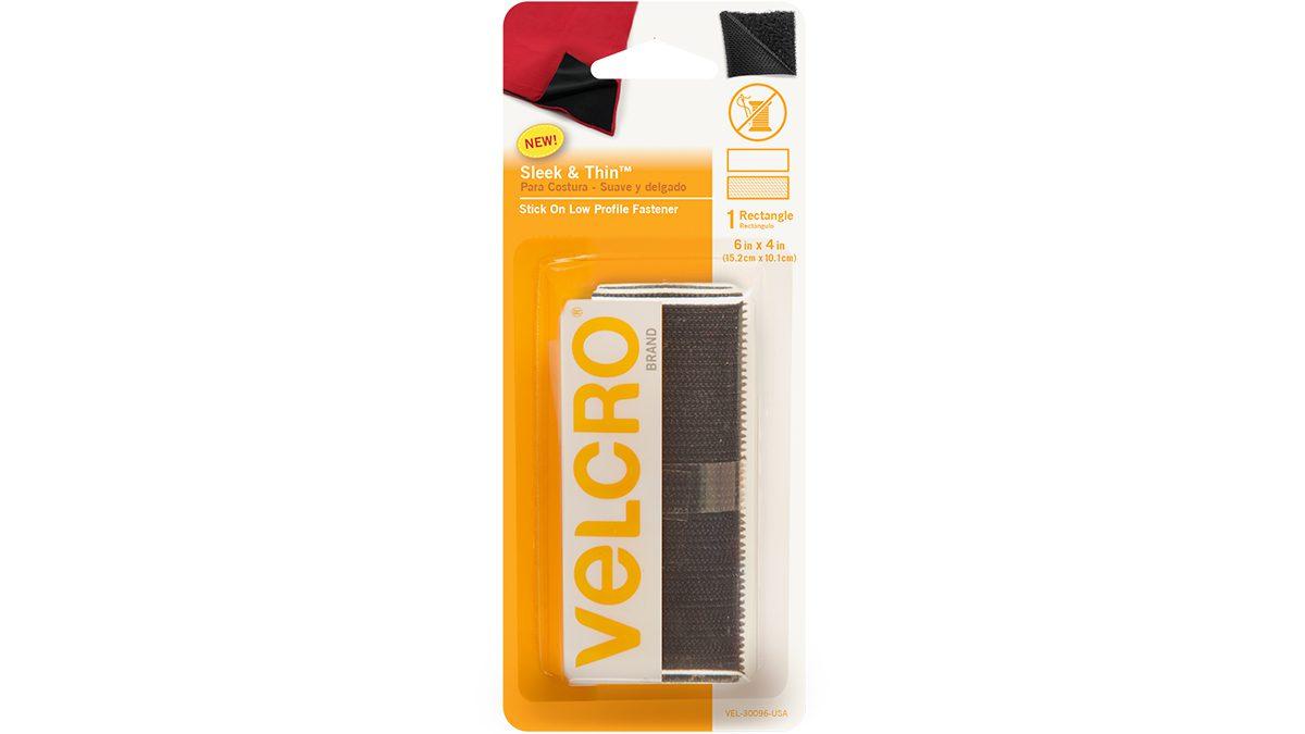 VELCRO® Brand Sleek and Thin™ Stick on Fasteners