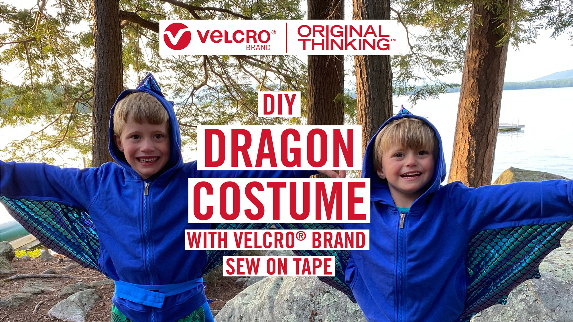 DIY A Dragon Costume